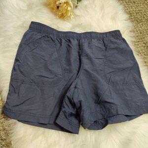 Columbia Men's Blue Nylon shorts Medium